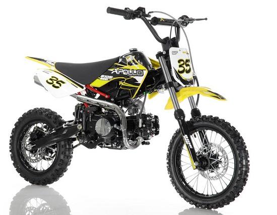 APOLLO DB-35 125cc