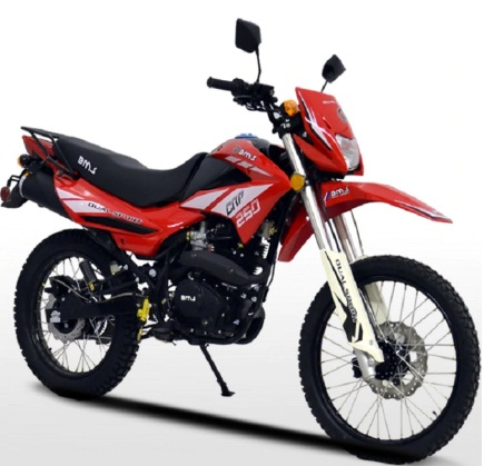 229cc Enduro Dirt Bike