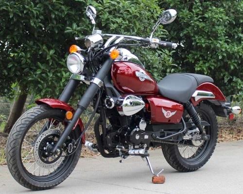 250cc Motorbike Street Legal