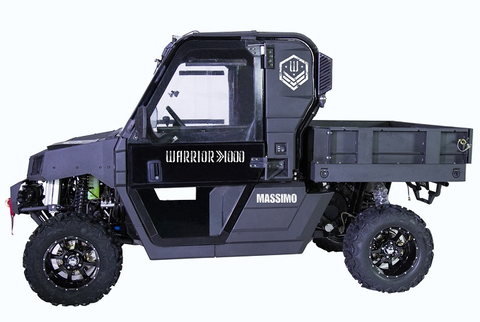 WARRIOR-1000-MXU-HVAC