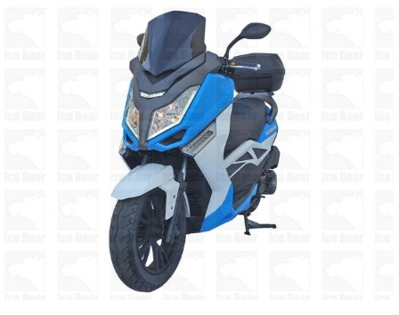 New 4 Stroke Air Cooled Scooter T9 150cc