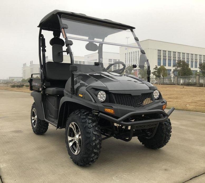 Trailmaster Taurus 200U