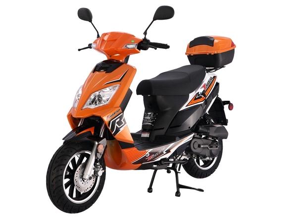 Thunder-50cc-Moped-ASSEMBLED