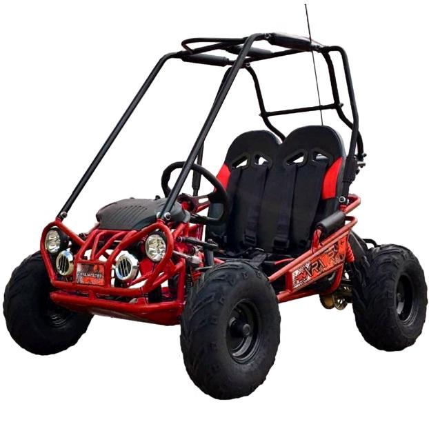 TrailMaster Mini XRX/R+ A
