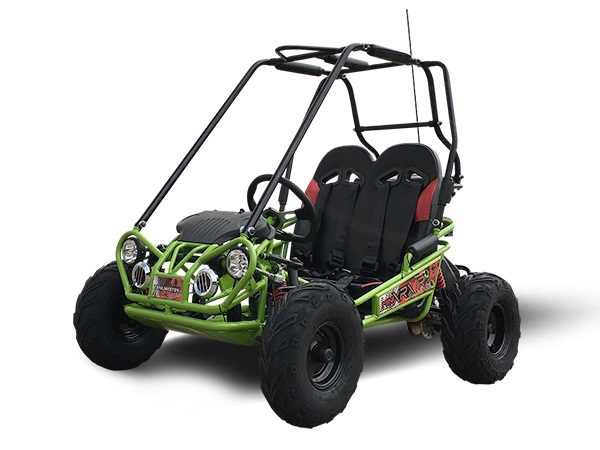 TrailMaster Mini XRX/R+ (Plus)