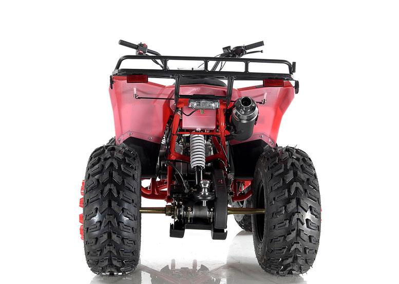 NEW APOLLO COMMANDER 200 ATV