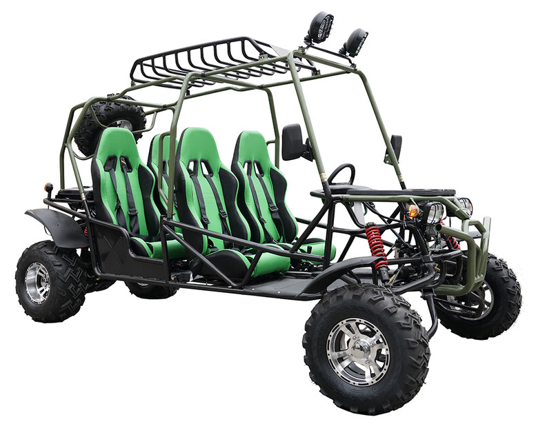 New Vitacci Hummer200cc