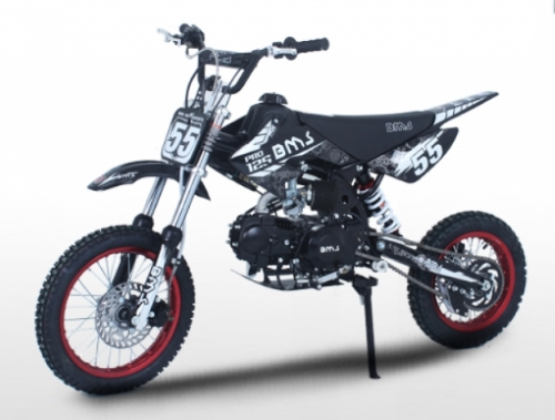BMS-PRO-125-DIRT-BIKE